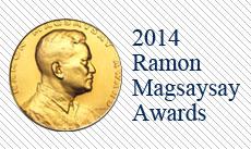 ramon magasaysay award 2014