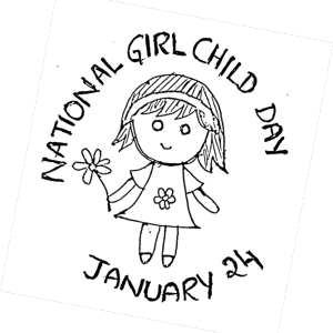 National Girl Child Day current affairs 24 january 2015