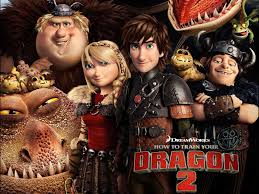 how to train your dragon2 golden globe